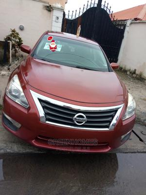 Nissan Altima 2013 Red | Cars for sale in Lagos State, Ajah