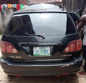 Lexus RX 2000 300 2WD Black   Cars for sale in Abia State, Aba North