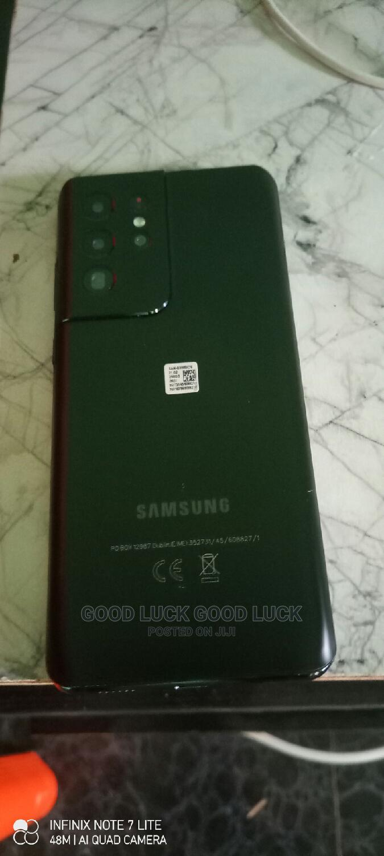 Samsung Galaxy S21 Ultra 5G 256 GB Black | Mobile Phones for sale in Benin City, Edo State, Nigeria