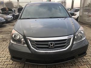 Honda Odyssey 2008 Gray | Cars for sale in Lagos State, Ojodu