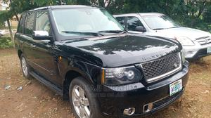 Land Rover Range Rover 2010 Black   Cars for sale in Abuja (FCT) State, Central Business District