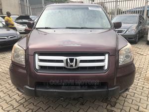 Honda Pilot 2006 Brown | Cars for sale in Lagos State, Ojodu