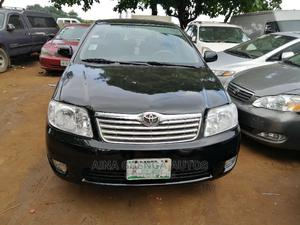 Toyota Corolla 2005 LE Black | Cars for sale in Lagos State, Magodo