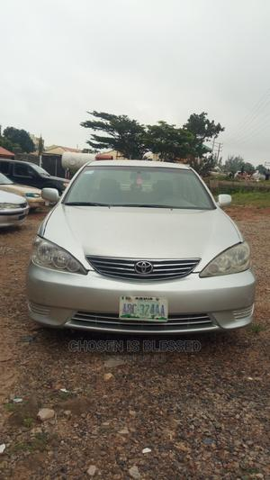 Toyota Camry 2005 Silver | Cars for sale in Abuja (FCT) State, Karu