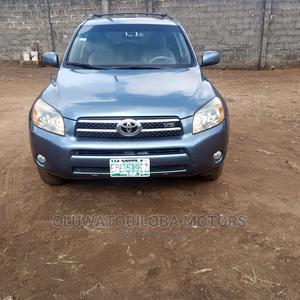 Toyota RAV4 2010 2.5 Limited Blue   Cars for sale in Lagos State, Alimosho