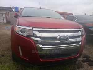 Ford Edge 2011 Red   Cars for sale in Lagos State, Abule Egba