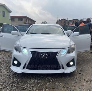 Lexus GS 2015 350 4WD White | Cars for sale in Lagos State, Agege