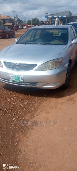 Toyota Camry 2004 Silver | Cars for sale in Edo State, Ekpoma