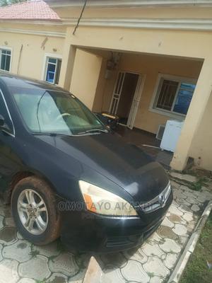 Honda Accord 2006 Black   Cars for sale in Abuja (FCT) State, Gudu