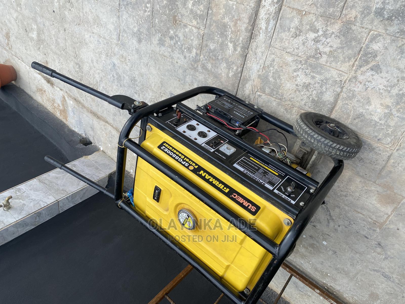 8.8kva Sumec Firman Generator   Home Appliances for sale in Ibadan, Oyo State, Nigeria