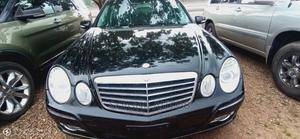 Mercedes-Benz E350 2008 Black | Cars for sale in Abuja (FCT) State, Kubwa