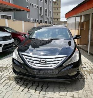 Hyundai Sonata 2012 Black | Cars for sale in Lagos State, Ikeja