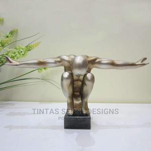 Diving Sculpture 42cm | Arts & Crafts for sale in Lagos State, Lekki