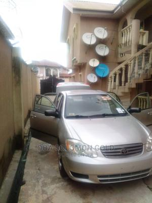 Toyota Corolla 2004 Sedan Automatic Silver | Cars for sale in Lagos State, Alimosho