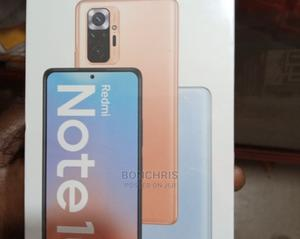 New Xiaomi Redmi Note 10 Pro 64 GB Gray   Mobile Phones for sale in Lagos State, Magodo