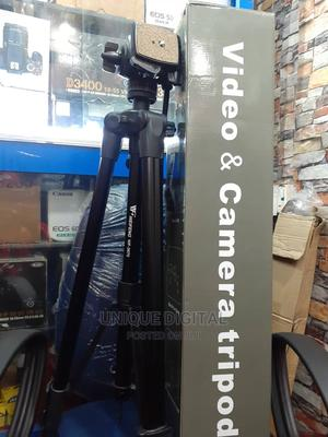 Video and Camera Tripod Stand 3970   Accessories & Supplies for Electronics for sale in Lagos State, Ojo