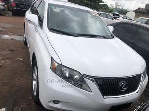Lexus RX 2011 350 White | Cars for sale in Edo State, Benin City