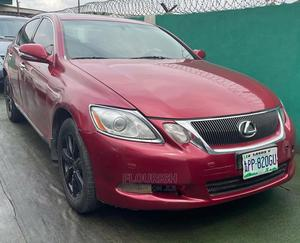 Lexus GS 2010 Red | Cars for sale in Lagos State, Ogba