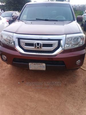 Honda Pilot 2008 EX 4x4 (3.5L 6cyl 5A) Brown | Cars for sale in Abuja (FCT) State, Jabi
