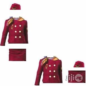 Kids Air Hostess Costume | Children's Clothing for sale in Lagos State, Surulere