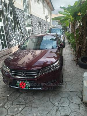 Honda Accord 2014 Red | Cars for sale in Lagos State, Ikoyi