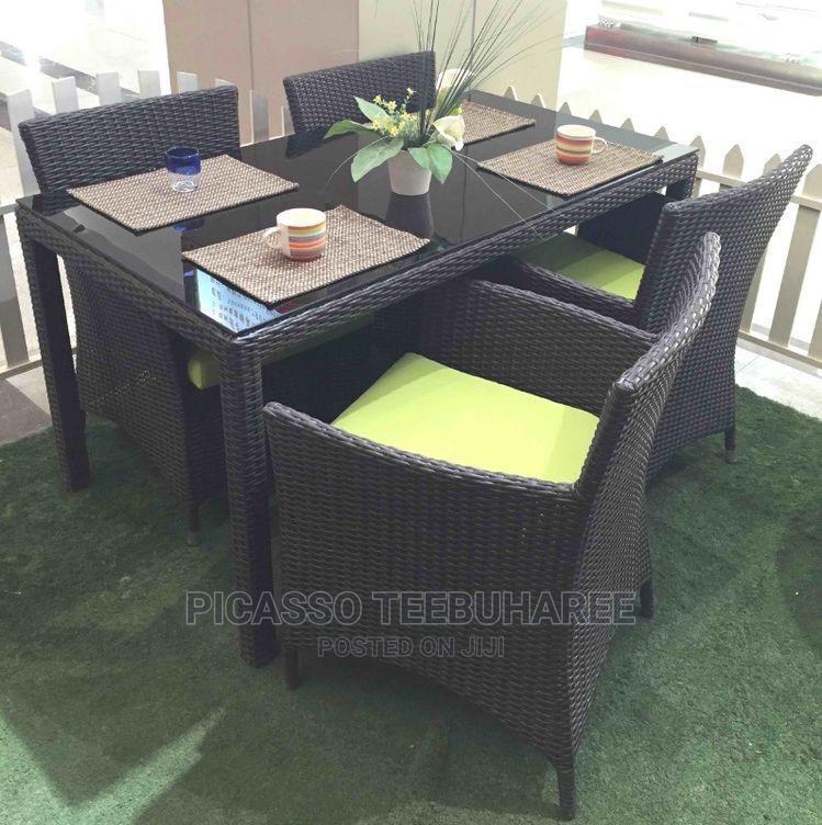 Outdoor Rattan Wicker Furniture