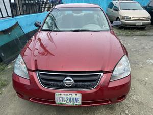 Nissan Altima 2005 Red   Cars for sale in Rivers State, Port-Harcourt