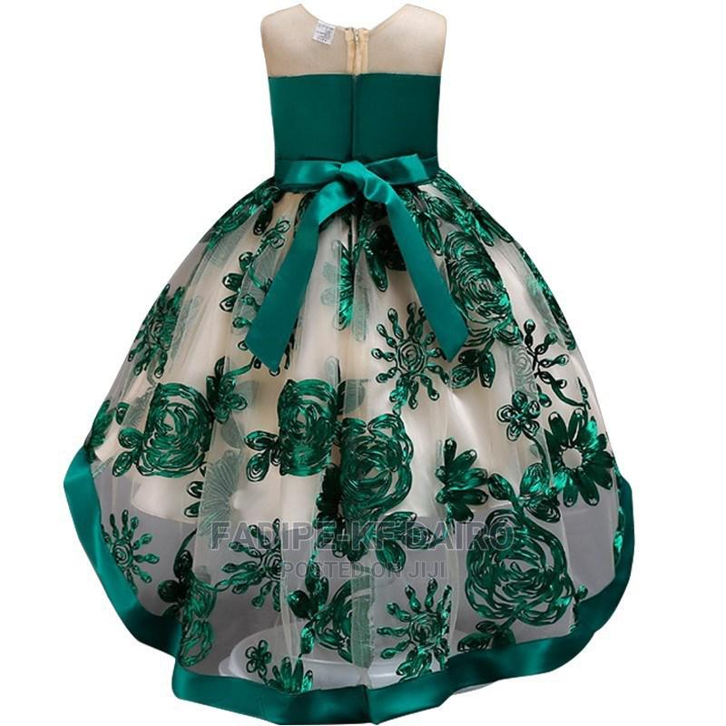 Archive: Green Beautiful Ball Gown.
