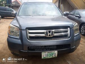 Honda Pilot 2006 Blue | Cars for sale in Lagos State, Abule Egba