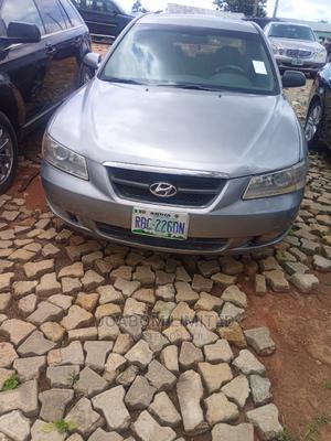 Hyundai Sonata 2006 3.3 LX Blue | Cars for sale in Abuja (FCT) State, Jabi