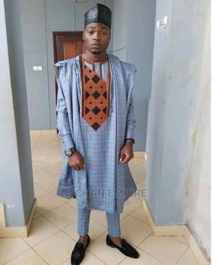 Agbada for Men Sewed With Good Fabrics and Affordable | Clothing for sale in Lagos State, Lekki