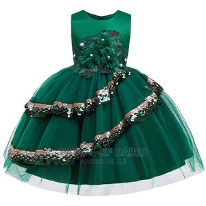 Green Ball Gown Available   Children's Clothing for sale in Lagos State, Alimosho