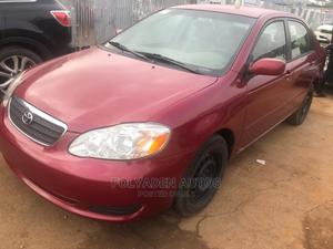 Toyota Corolla 2006 LE Red | Cars for sale in Lagos State, Ojodu