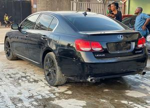 Lexus GS 2007 350 Black | Cars for sale in Lagos State, Ogba