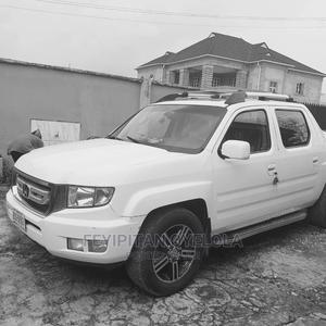 Honda Ridgeline 2009 RTS White   Cars for sale in Oyo State, Ibadan