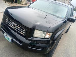 Honda Ridgeline 2007 Black | Cars for sale in Rivers State, Port-Harcourt