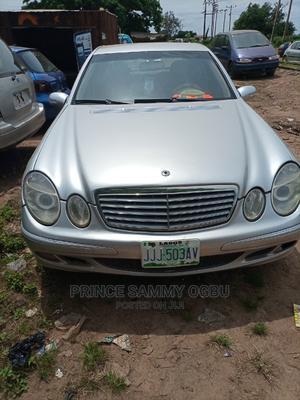 Mercedes-Benz E320 2003 Silver | Cars for sale in Kaduna State, Kaduna / Kaduna State