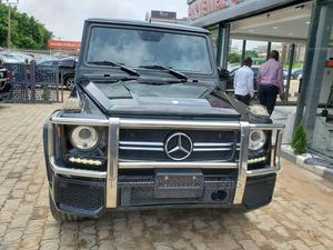 Mercedes-Benz G-Class 2013 Black | Cars for sale in Abuja (FCT) State, Central Business District