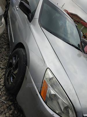 Honda Accord 2006 Sedan EX Automatic Silver | Cars for sale in Lagos State, Ikeja
