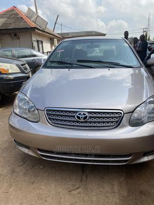 Toyota Corolla 2003 Gray   Cars for sale in Lagos State, Abule Egba