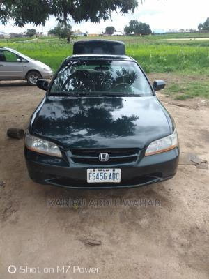 Honda Accord 2000 Green   Cars for sale in Niger State, Minna