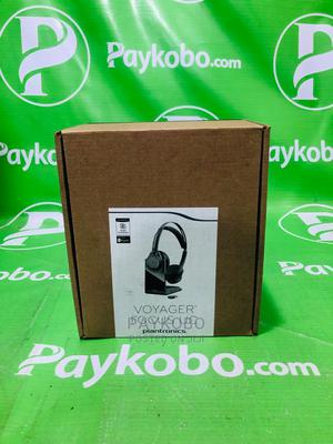 Plantronics Voyager Focus UC B825 Headset | Headphones for sale in Lagos State, Ikeja