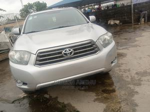 Toyota Highlander 2010 Silver | Cars for sale in Lagos State, Surulere
