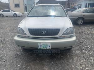 Lexus RX 2002 300 2WD White | Cars for sale in Oyo State, Oluyole