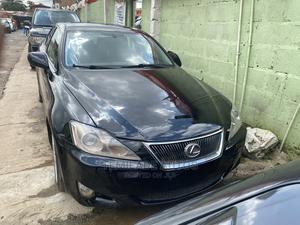 Lexus IS 2007 Black   Cars for sale in Lagos State, Agege