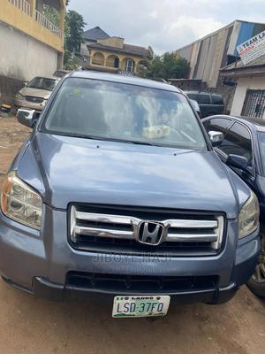 Honda Pilot 2007 Blue   Cars for sale in Lagos State, Abule Egba