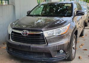 Toyota Highlander 2015 Gray | Cars for sale in Lagos State, Lagos Island (Eko)