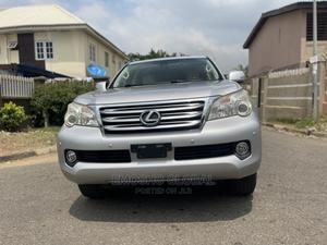 Lexus GX 2010 460 Silver | Cars for sale in Abuja (FCT) State, Garki 2