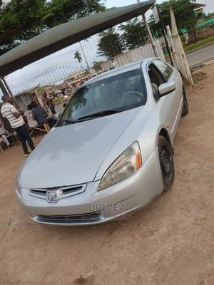 Honda Accord 2004 Silver   Cars for sale in Lagos State, Alimosho