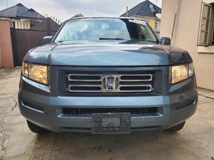 Honda Ridgeline 2006 RTL Blue | Cars for sale in Lagos State, Agege